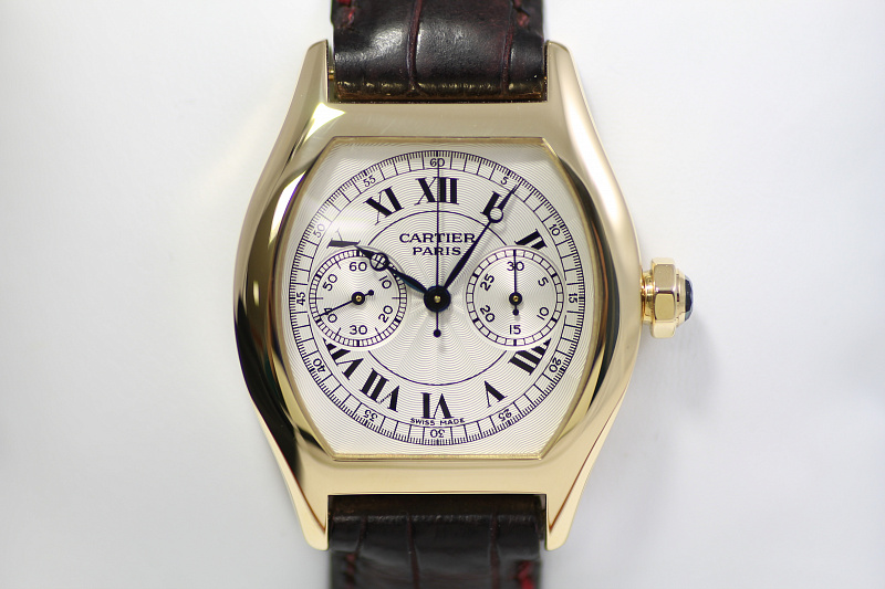 Image result for Cartier Tortue Monopoussoir