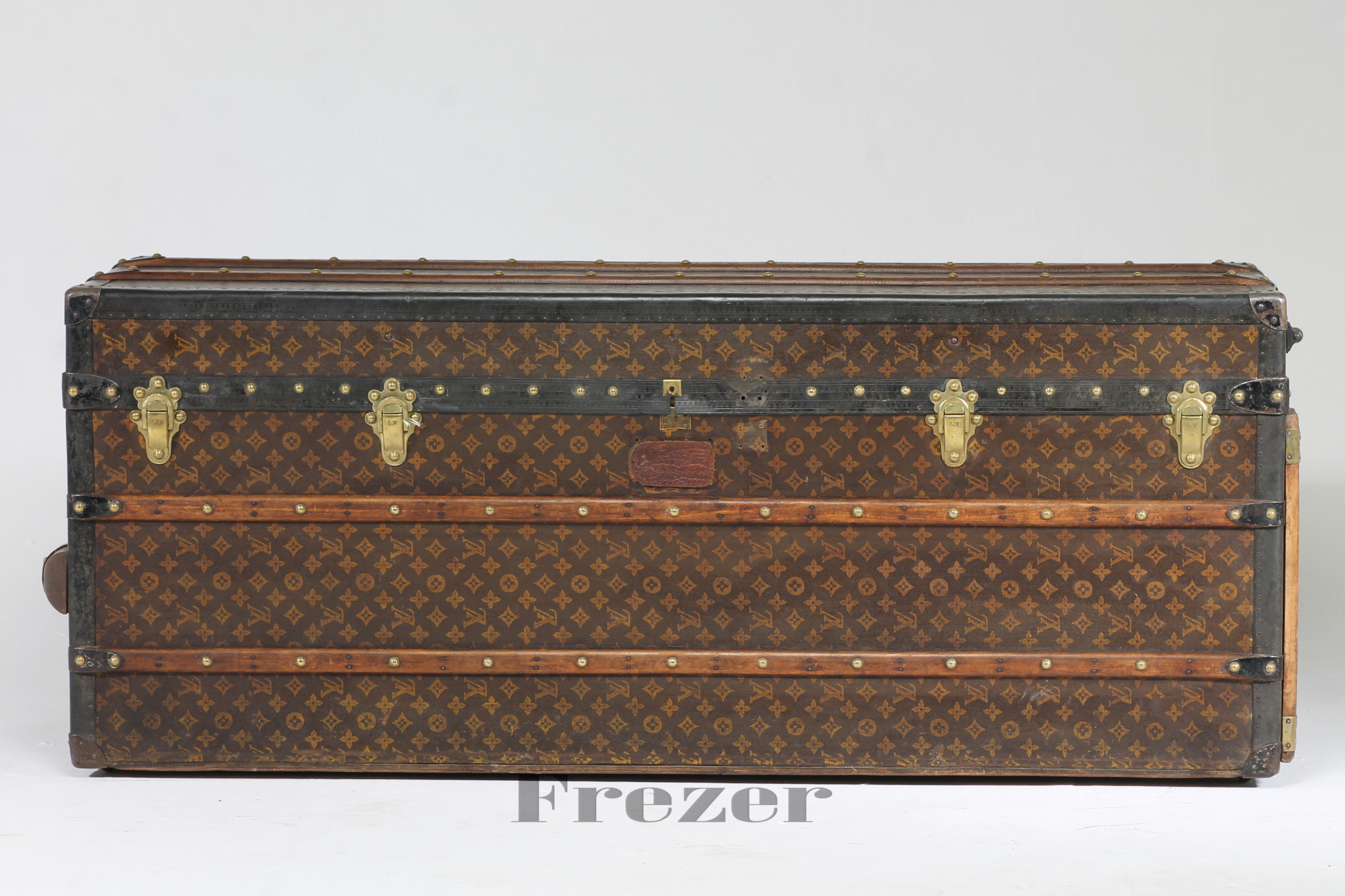 Louis Vuitton Monogram Steamer
