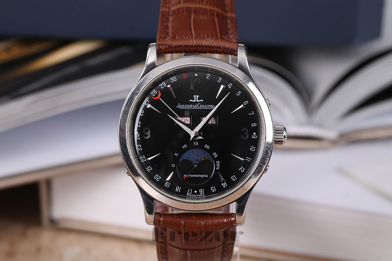 Jaeger-LeCoultre Master Control Triple Date Moon
