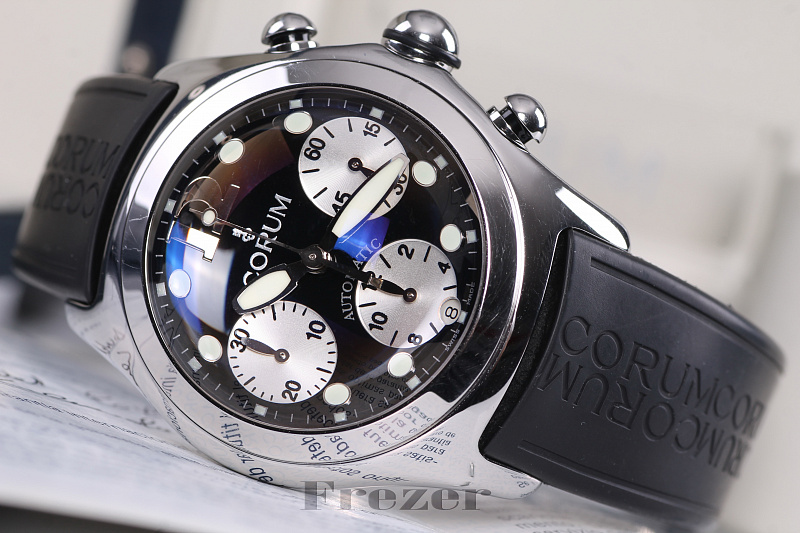 Corum Bubble Chronograph